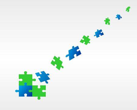 backround: puzzle backround