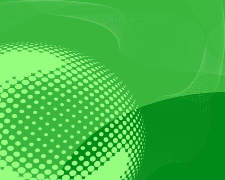 abstract backround: green abstract backround