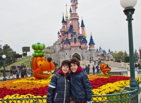 Fun Time   in Disneyland