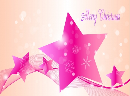 abstract backround: Colorful Christmas Vector  Backround