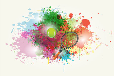 Abstract Sport Backround Vector
