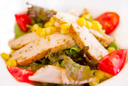 chicken salad: Chicken salad