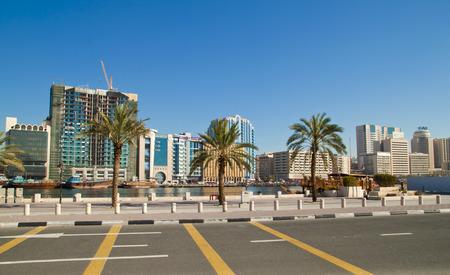 taxi famous building: Bur Dubai ,United Arab Emirates