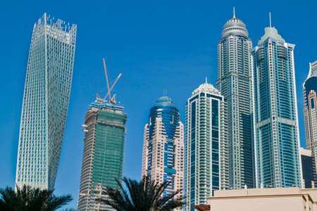 untied: Dubai Marina, the Untied Arab Emirates