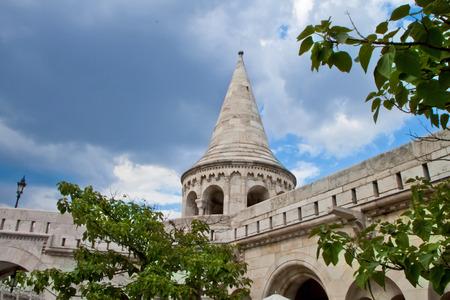 Fishermans Bastion - Budapest, Hungary
