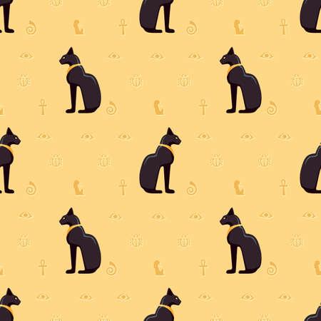 Ancient Egyptian Bastet Cat