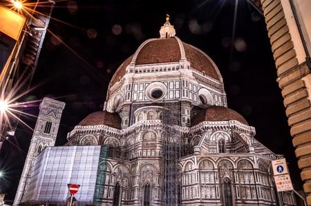 toskana: Duomo Santa Maria Del Fiore   Florence, Italy