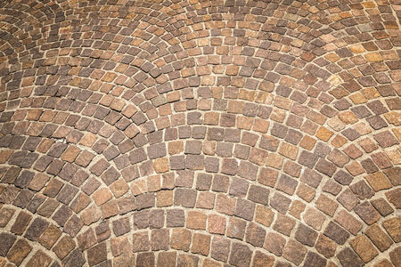 Stenen bestrating textuur. Abstracte gestructureerde achtergrond. Stockfoto - 31781453