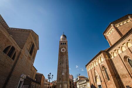 cattedrale: Medieval cathedral ( Cattedrale di Santa Maria Assunta)  in Chioggia near Venice