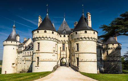 chateau: Chateau de Chaumont-sur-Loire,Loire Valley, France. Valley,