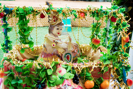 Krishna Flute Stock Photos And Images - 123RF