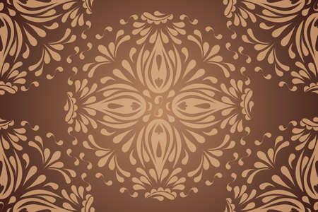 wallflower: Seamless pattern
