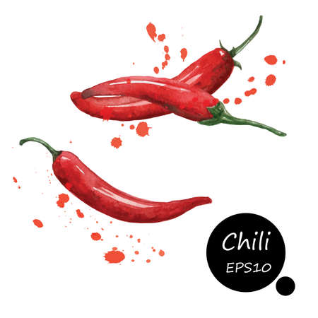 style design for the label, cover menu ,peper texture Illustration