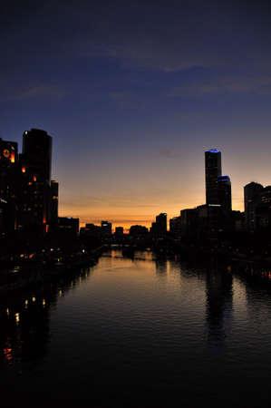 melbourne australia: melbourne city