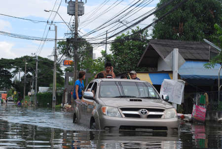thailand flood 2011 Editorial