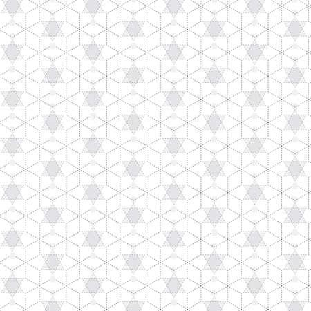 abstract star line texture with pattern Ilustração