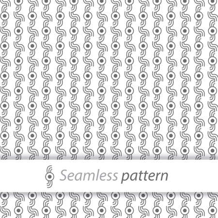 seamless pattern abstract line design