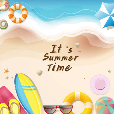 its summer time. lets go to the sea