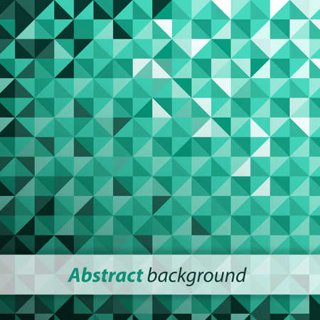 abstract background in green tone Ilustração