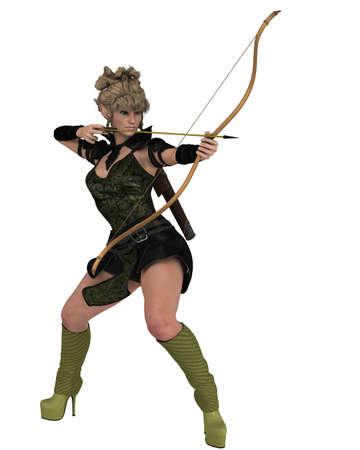 ranger: Female Elf Ranger