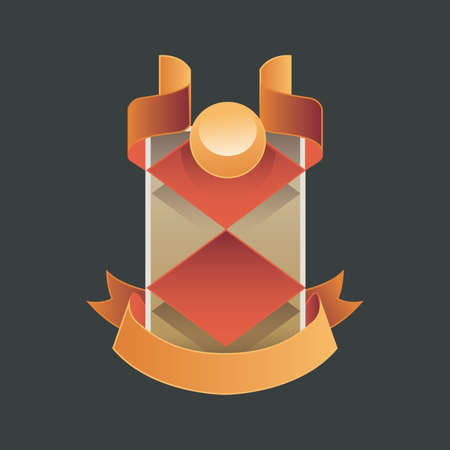 Vector Illustration Vintage Badge