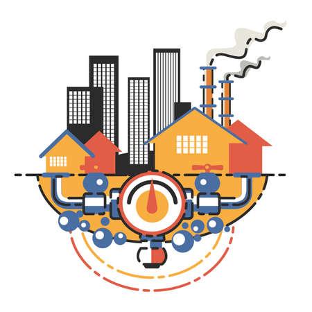 Icon for energy saving