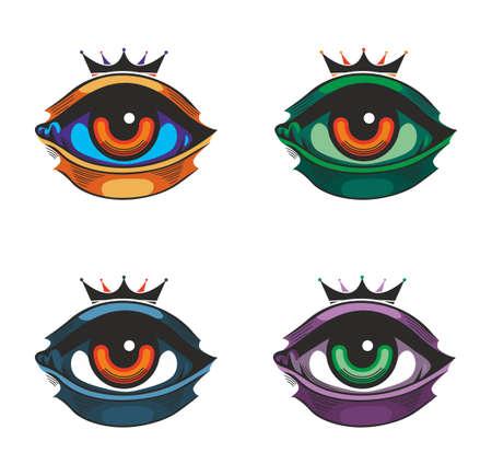 King eye`s