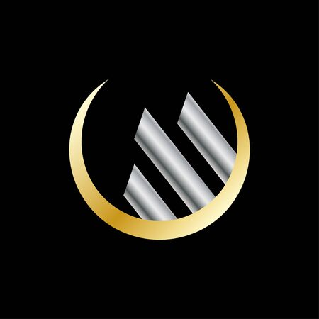 Business Finance Logo vector image. Finance growth idea. 스톡 콘텐츠 - 147130321