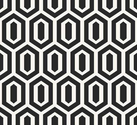 white fabric texture: Ancient African ornamental texture background, structure of repeating geometrical shapes - vector seamless pattern