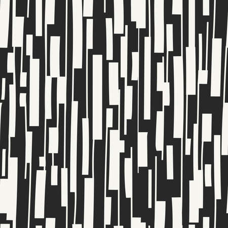 Abstract hand drawn seamless pattern. Modern stylish background with vertical lines for wallpapers, wrapping paper or textile.