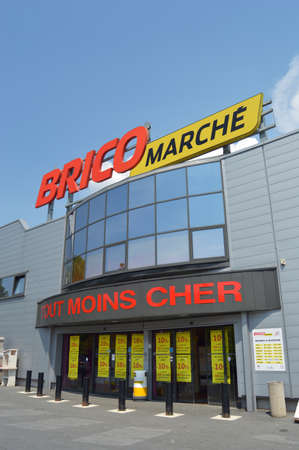 owned: Bricomarche part of Les Mousquetaires a privately owned retailing symbol group based in France and operating internationally, Bricomarché offer decorating, DIY, materials, gardening and pet products lines Editorial