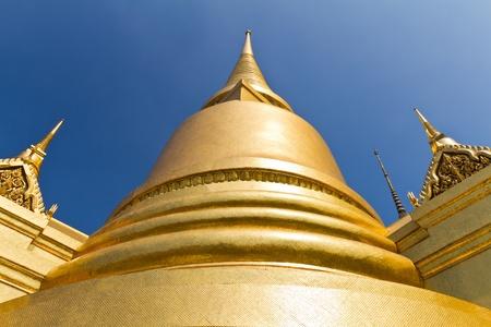 Temple in Grand Palace Bangkok Thailand Stock Photo - 13725412