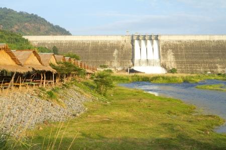Prakarnchon Khun Dan Dam, Nakhon Nayok, Thailand photo