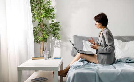 Work online during morning time