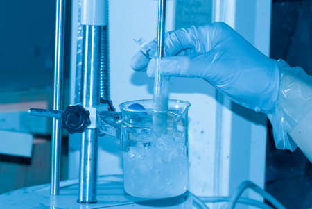 science test homogenate with pulp refiner photo