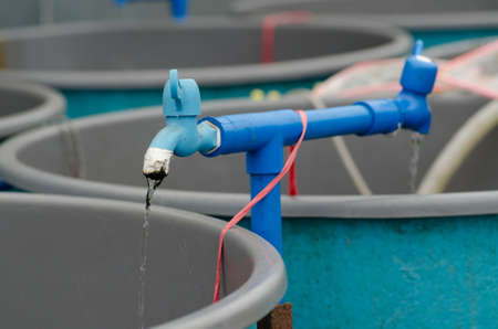 Agriculture aquaculture water system farm photo