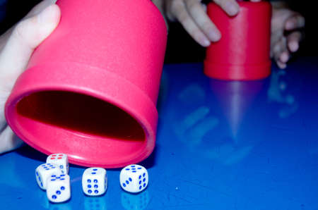 play dice gamble photo