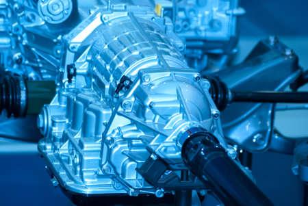 industry car engine photo