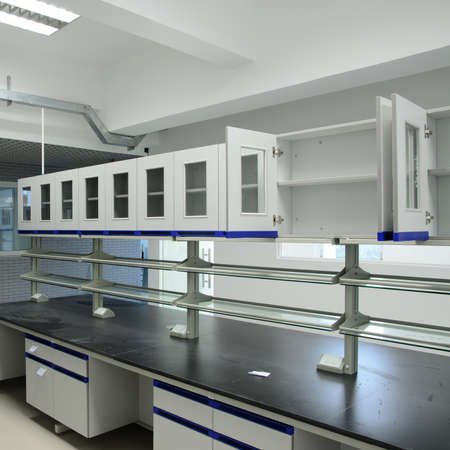 modern laboratory Stock Photo - 10753533