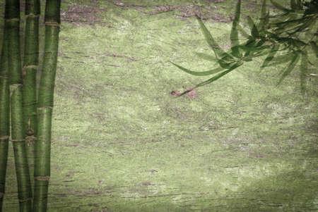 Abstrakten Bambus grünen Hintergrund Standard-Bild - 11156251