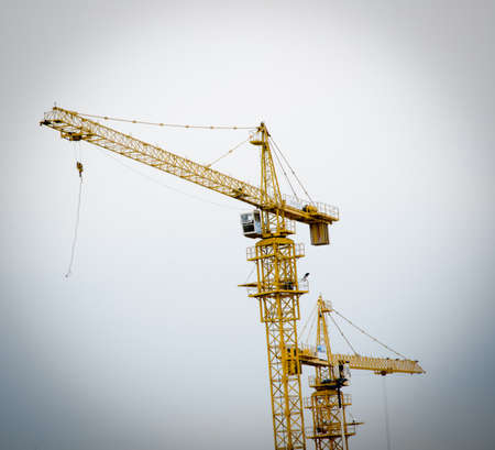 industry construction machine crane photo