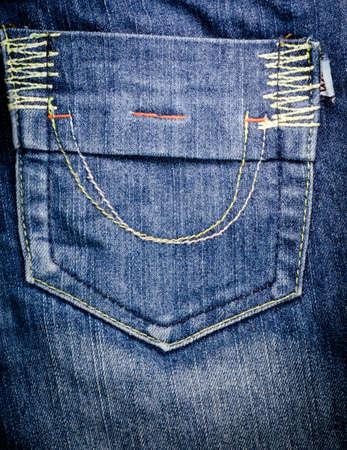 Jeans Textur Hintergrund Standard-Bild - 11156284