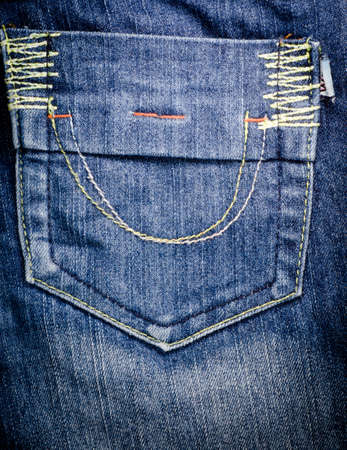 cloth back: jeans texture background