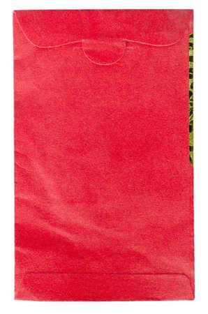 red envelope bag photo