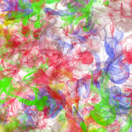 color smoke abstract background photo