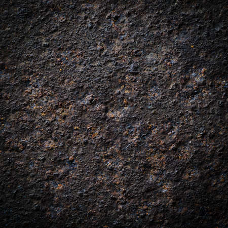 grunge iron rust texture background Stock Photo - 12396831