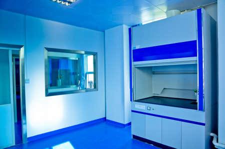 modern science laboratory architecture building