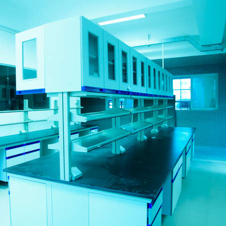 modern laboratory Stock Photo - 12641243