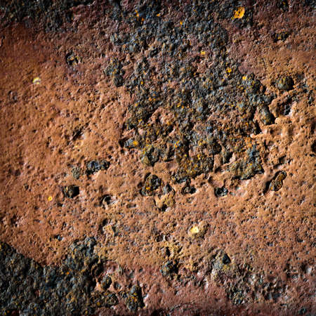 grunge iron rust texture background Stock Photo - 12647711