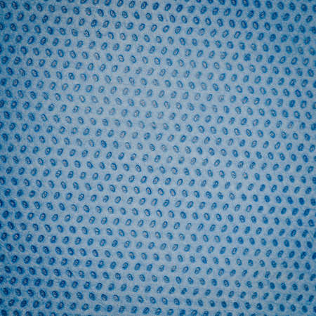 blue nonwoven fabric cloth texture background Stock Photo - 13463318